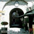 Sartène - Entrée de la vielle ville