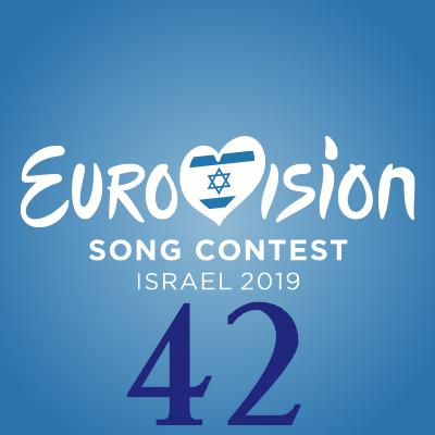 Eurovision 42 participants