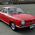 Simca 1000 coupé 1962-1967