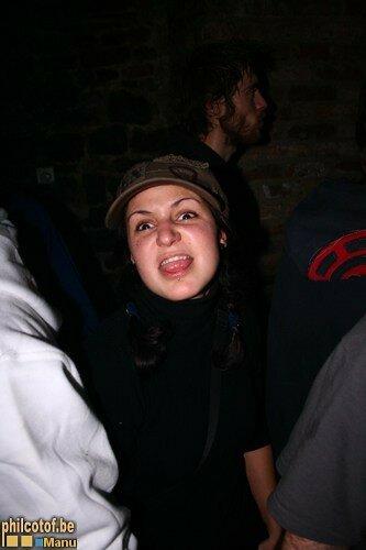 Dark J'Adore @ Cornillon 22/12/07