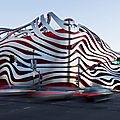 Petersen automotive museum - los angeles - etats-unis