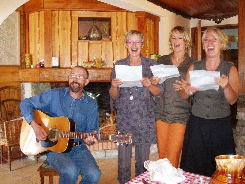 Les pièces rapportées (Champsaur, août 2006)