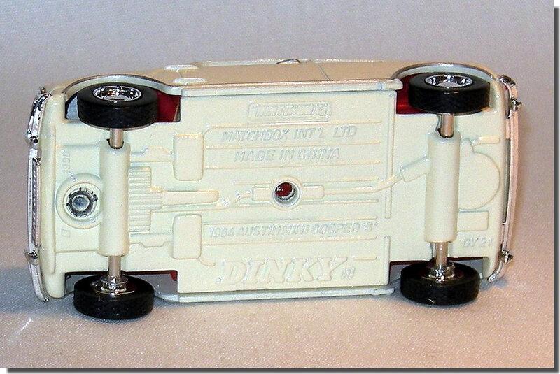 Dinky Matchbox DY-21 Mini A 6