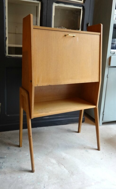 secretaire annnees 50