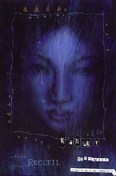 panini kabuki 02 recueil