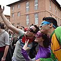 Le défilé du carnaval à toulouse le 9 avril 2016 (11)