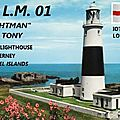 WORLD LIGHTHOUSES CONFIRMED (L.O.T.A.)