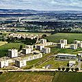 Gerzat (Puy-de-Dôme), agglomération de Clermont-Ferrand, cité du Patural