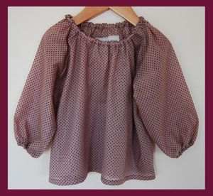 Blouse Apolline 1