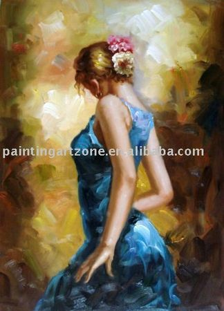 Dance_woman_oil_painting