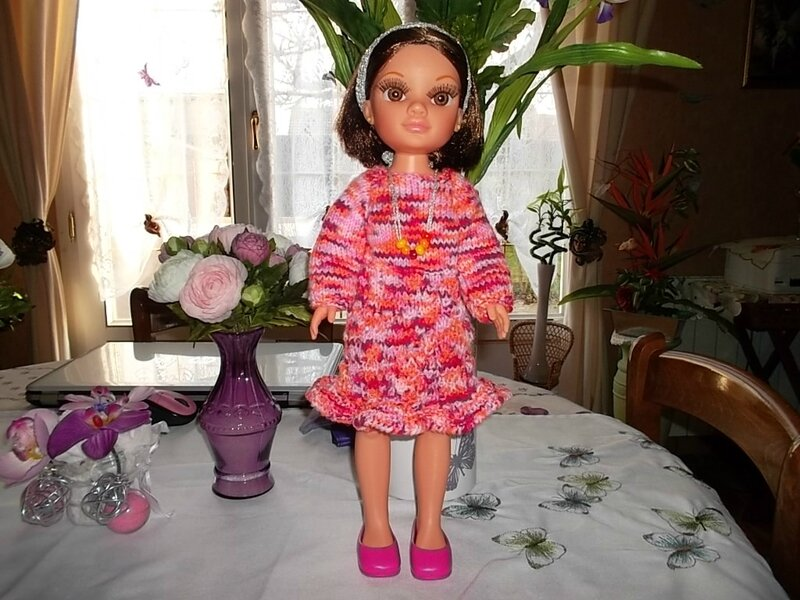 Lolita & sa robe de fêtes ( Isa ) N°110