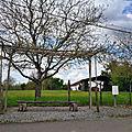 Leren arrêt de bus (64)