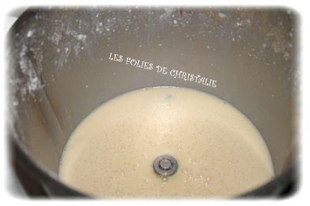 Clafoutis prunes 4