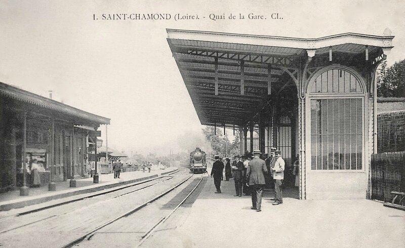 quai de la gare, canotiers
