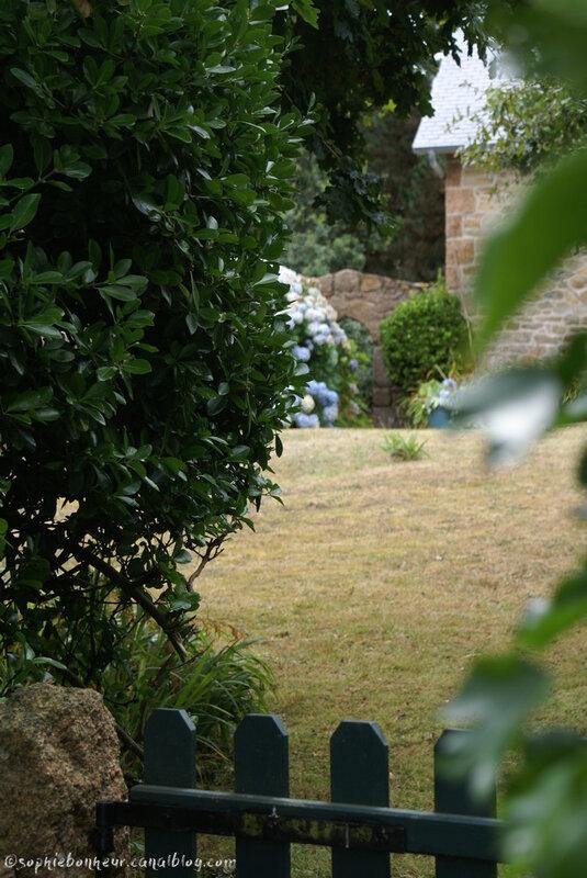 Ploumanach jardin secret