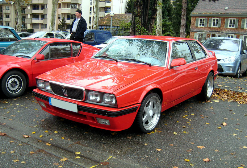 1990 Maserati 222 related infomation,specifications ...
