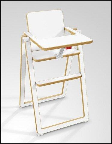 natalys supaflat chaise haute pliante 2
