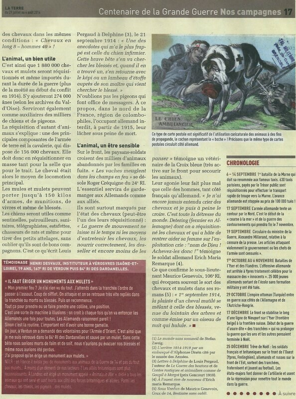 guerre animal 2
