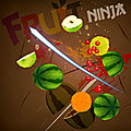 Test de fruit ninja - jeu video giga france