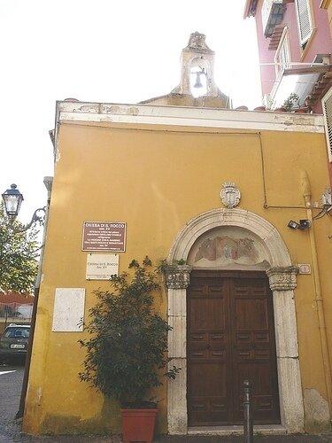 FORMIA chiesa-san-rocco