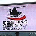 Hélicoptéres: les 60 ans de l'alat