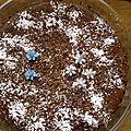 Gâteau chocolat-noisette (sans farine)