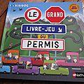 Le grand livre-jeu du permis ! de anne-sophie baumann et pronto