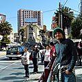 Quartier moderne de La Paz