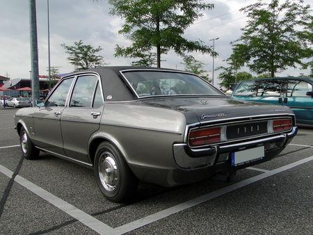 FORD_Granada_Mk_I_GXL_2300_V6_Automatic_Berline___1972_77 Rencard du Burger King Offenbourg 2_