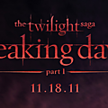Twilight iv - breaking dawn part i
