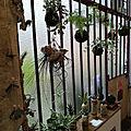 Exposition vente atelier - auvers sur oise (95) - le porte rouge