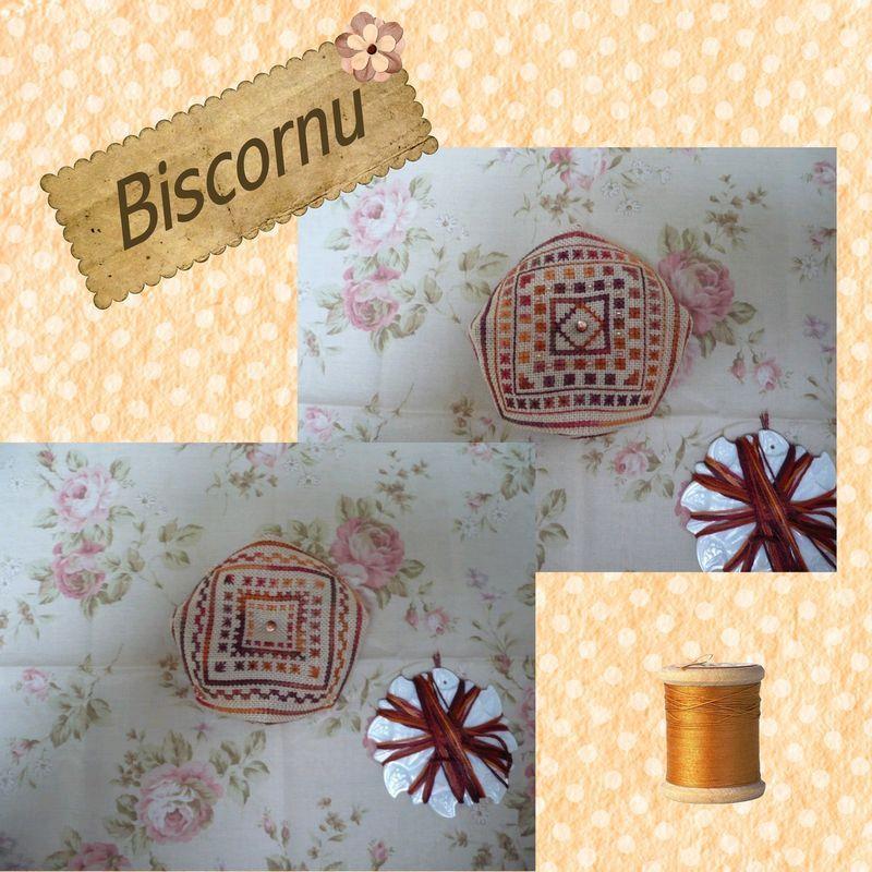 Echange de Biscornu