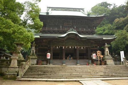 1 et 2 juillet Takamatsu Kotohira 203