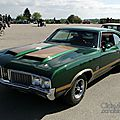 Oldsmobile 442 holiday hardtop coupe-1970