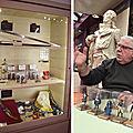 Les figurines « vendée éternelle » entrent à la chabotterie