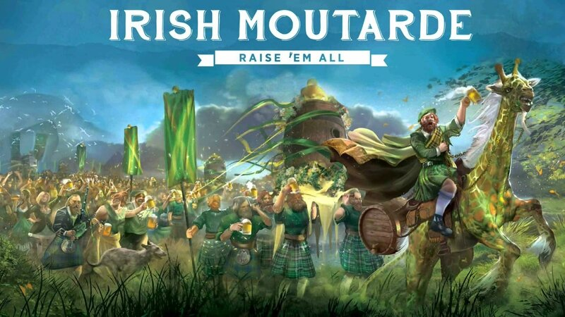 Irish Moutarde 2013 1 Front