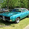 Dodge charger r/t hardtop de 1969 (retro meus auto madine 2012)