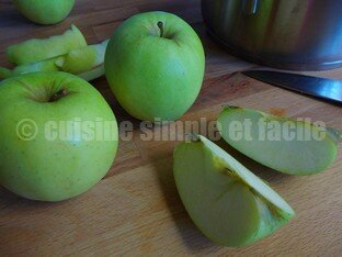Compote pomme banane vanille 01