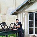 Sortie de fin d'année : le pavillon de manse de chantilly