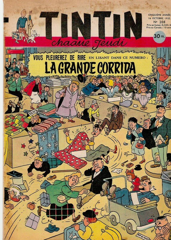 1952 - La grande corrida