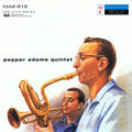 Pepper Adams - 1957 - Pepper Adams Quintet (Mode)
