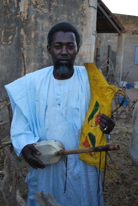 Samba Oumar Boulo BA, un Griot Bambado de Kanel