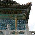 Les boudhas de la pagode blanche