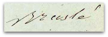 Bruslé signature z