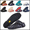 Chaussures minimalistes furoshiki - vibram - + video