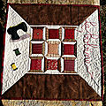 mini quilts