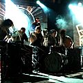 Les Tambours du Bronx, Anglet, octobre 2011