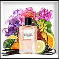 Paris venise - eau de toilette - chanel