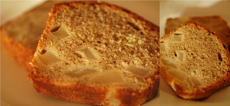 Cake épicé aux poires_1
