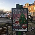 Les fêtes de fin d'année 2019 à avranches : marché de noël, patinoire, manège, petit train, tombola, ...